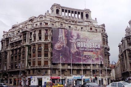 Bucarest - Dernière balade