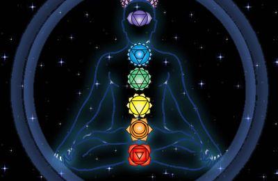 Présentation des Chakras Cristal