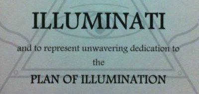 La voit qui mène à la lumière...