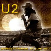 U2 -Joshua Tree Tour -12/06/1987 Londres -Angleterre -Wembley Stadium - U2 BLOG