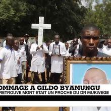 RDC: De nombreux Congolais rendent un hommage à un médecin assassiné