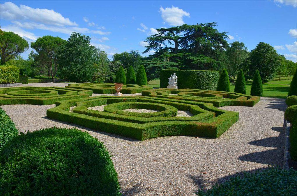 Château PIERRAIL : Un diamant dans un écrin de verdure