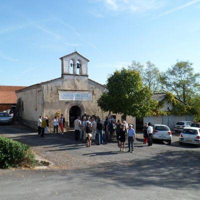 Fête de la Sainte Bonnette à Allevier