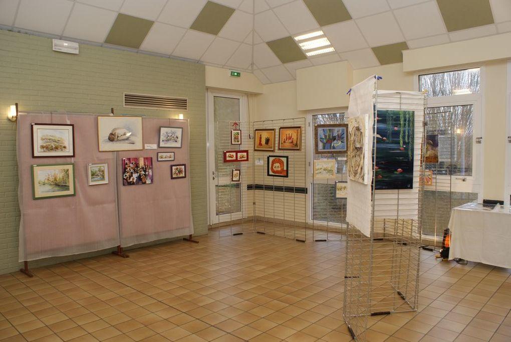 EXPOSITION PHOTOGRAPHES ET PEINTRES DE NOVEMBRE 2009