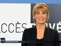 Sandrine Corman - 16 Mars 2013