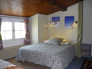la chambre dortoir