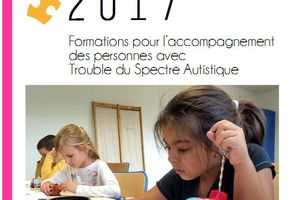 Autisme - Ceresa - Catalogue des formations 2017