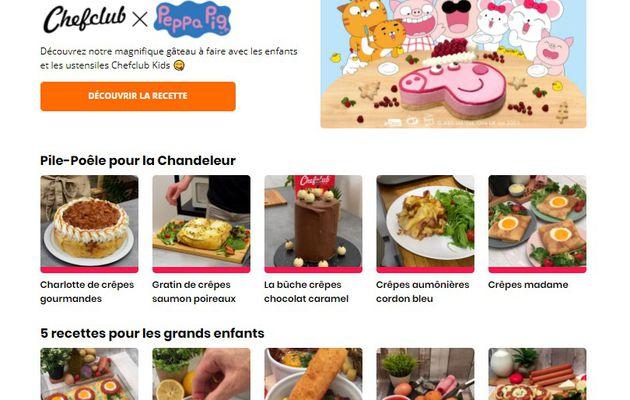 Start-up : ChefClub lève 14 millions d'euros pour ses vidéos culinaires