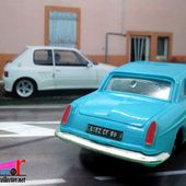 PEUGEOT 404 COUPE 1963 NOREV 1/43. - car-collector.net