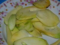 Les mangues du jardin... (7)
