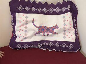 coussin chat - 3