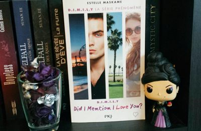 D.I.M.I.L.Y. tome 1 : Did I Mention I Love You