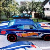 68 CHEVY NOVA HOT WHEELS 1/64. - car-collector.net