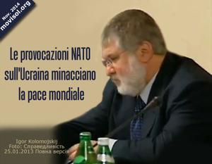 Le provocazioni della NATO sull'Ucraina minacciano la pace mondiale