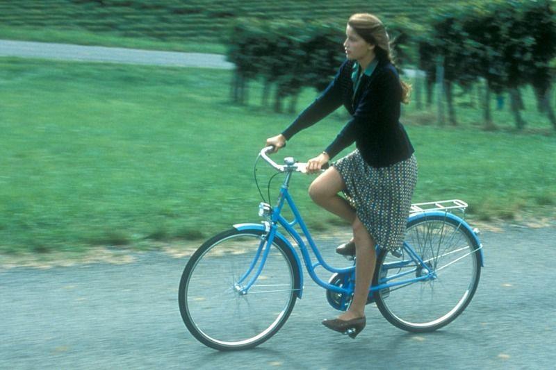 La bicyclette bleue de Regine Deforges