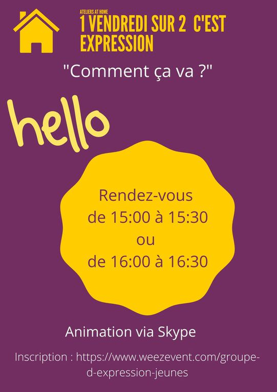 ATELIERS AT HOME