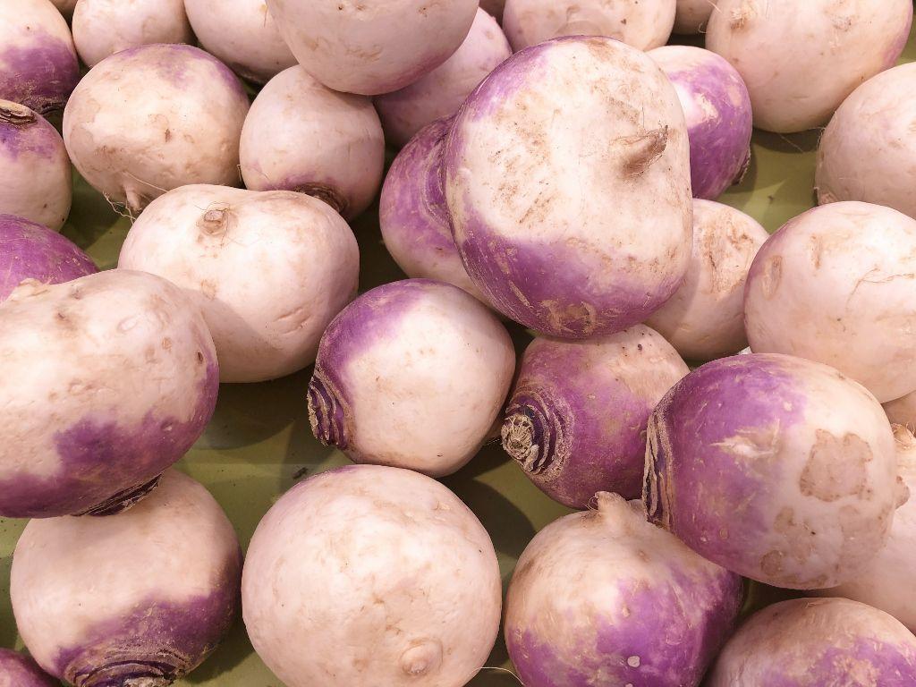 légumes tubéreux