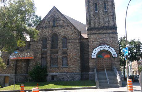 Une drôle d'église