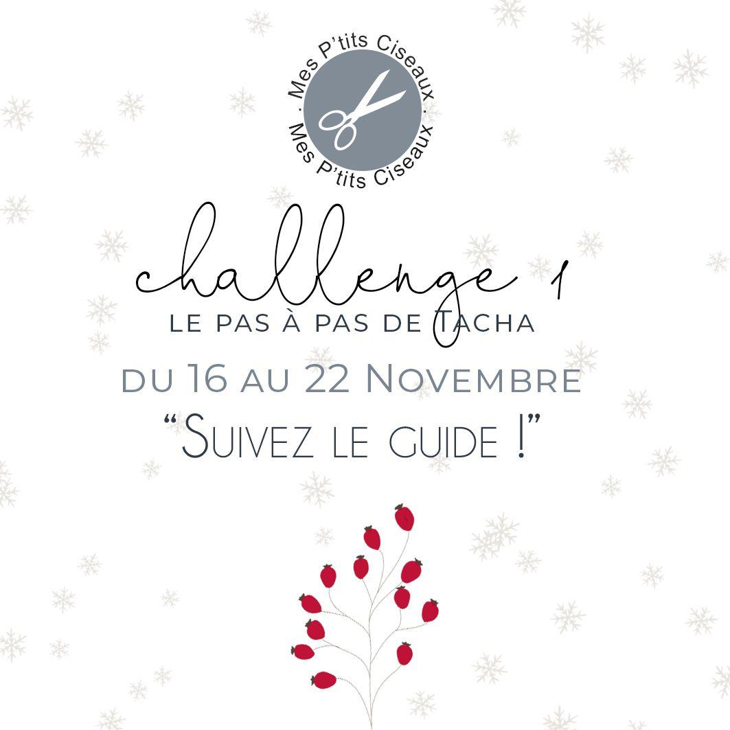 Challenge n°1 - Le challenge de Tacha