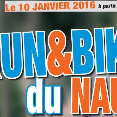 Rendez-vous du week : 12ème Run & Bike du Nautil