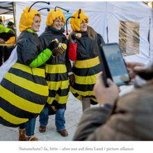 Une nouvelle « initiative citoyenne européenne » : « Sauvons les abeilles et les agriculteurs »