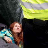 À Londres, les mamans d'Extinction Rebellion en première ligne