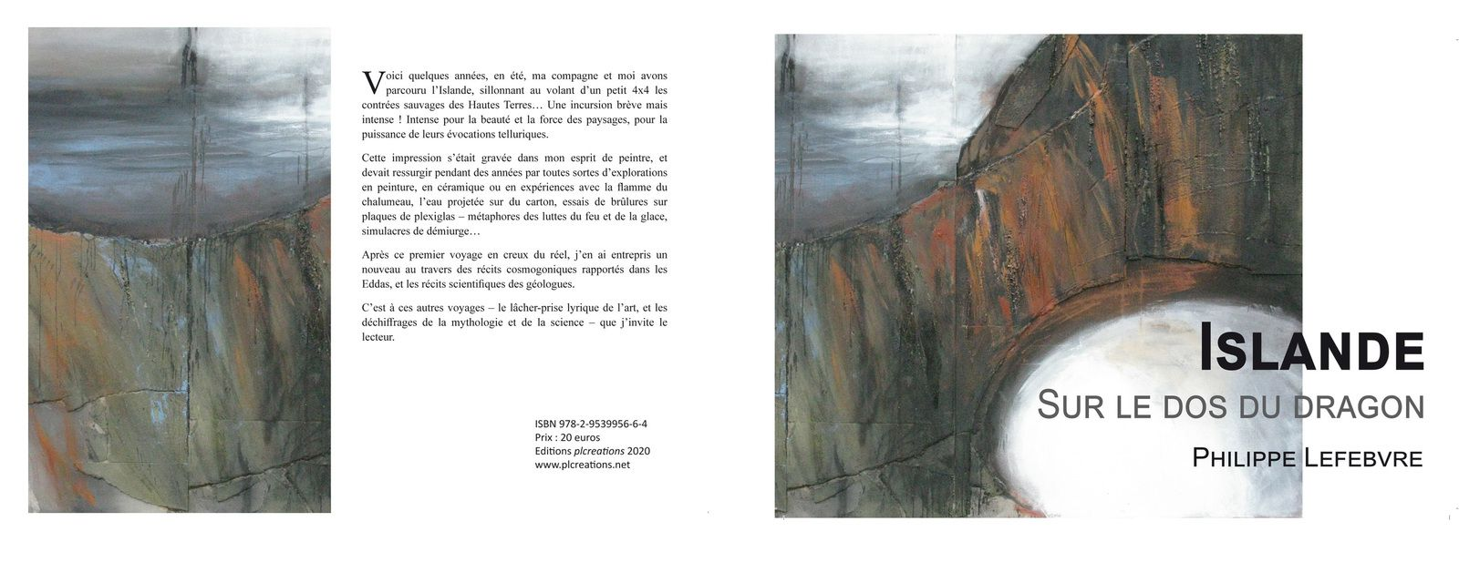 """Rêveries islandaises"", à l'abbaye du Voeu à Cherbourg"