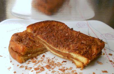 croque-perdu marron/ chocolat