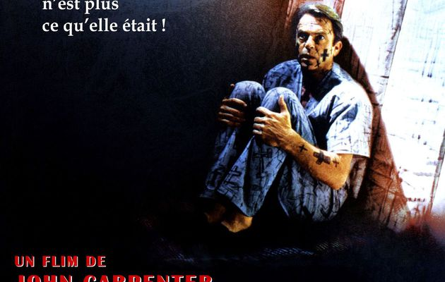 L'Antre de la Folie (In the Mouth of Madness) : « J'écris donc vous êtes »