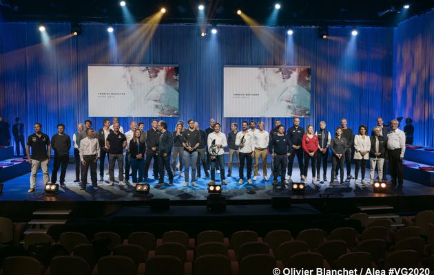#Sport: All skippers are champions of the fantastic Vendee Globe race