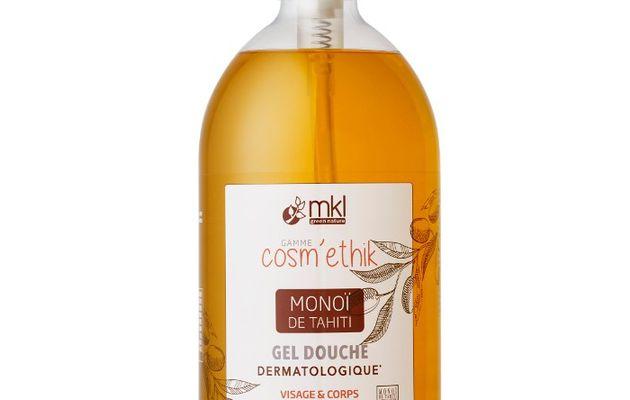 GEL DOUCHE DERMATOLOGIQUE MONOI MKL - 1L