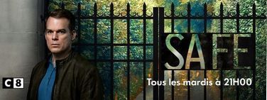 Safe: saison 1 - episode en streaming sur C8 myCanal en replay avec Michael C. Hall (Dexter)