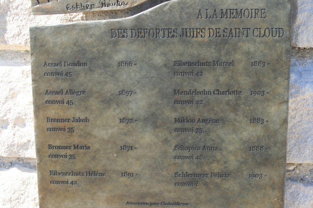 Album - 001 - Carrés Militaires des Hauts de Seine.