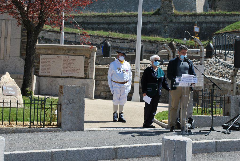 Commémoration de la fin de la guerre 39-45