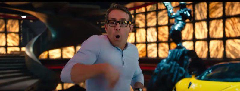 Buzz : la B.A du film FREE GUY décoiffe vraiment !