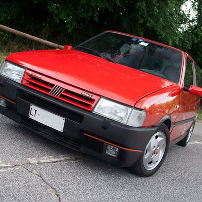 Fiat Uno Turbo, storia dell'auto