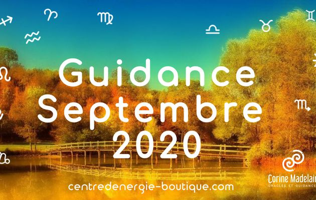 Guidances de Septembre