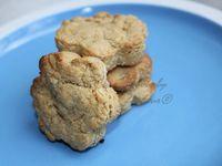 Biscuits à la farine d'Avoine et aux noix