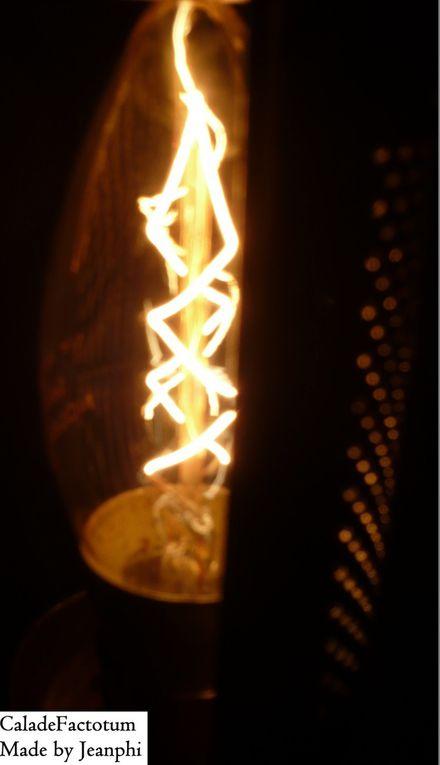 Lampe Fer à Repasser de Voyage Calor des Années 50's - Vendue !!