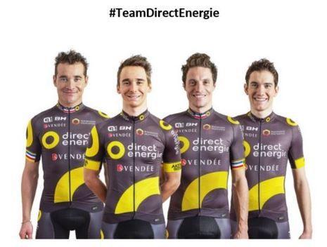 Sponsoring : Direct Energie mise sur le cyclisme