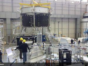 Premiers travaux sur l'ESM de la mission EM-2