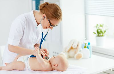 Pediatric Services - Promote Child Growth & Development