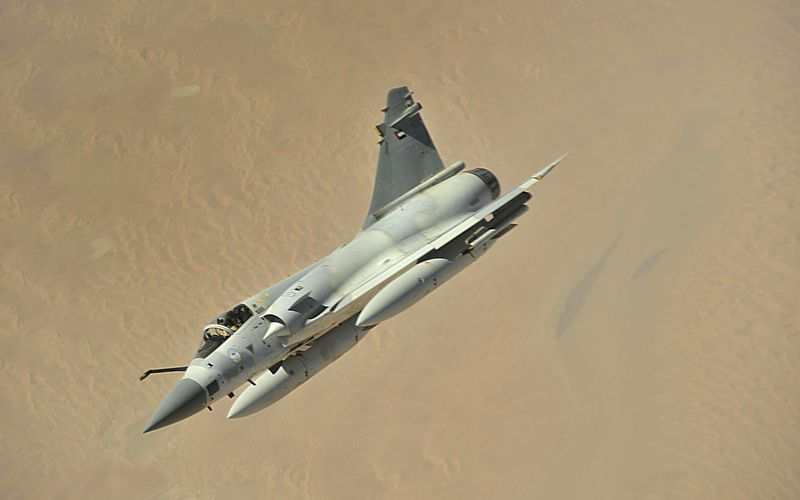 Dassault Aviation va moderniser les Mirage 2000-9 émiratis