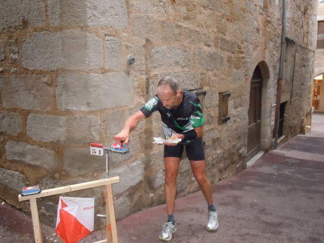 Championnat de France de Sprint Octobre 2010 Figeac