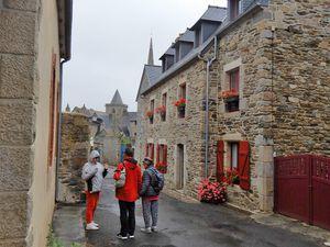 Tréguier, Bretagne en camping-car