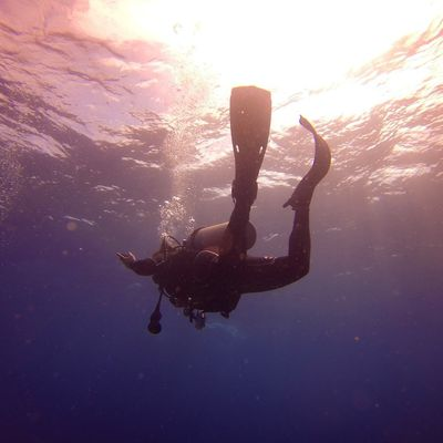 Back to scuba diving...finally!!!:D