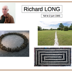 Diaporama Richard Long chez Marie-Pierre C