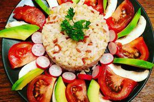 """Salade """"healthy"""" légère et complète"""