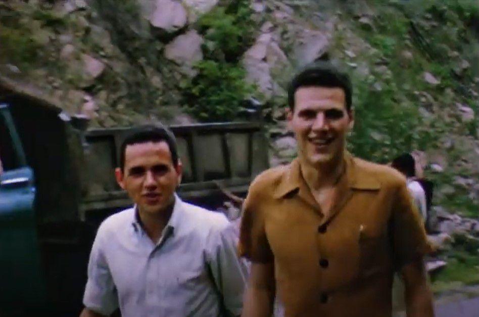 Voyage au Mexique (1965)