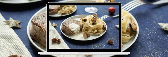 Saint-Valentin 2021 : Et si vous réalisiez le dîner plus romantique de l'année ?